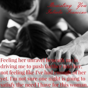 Resisting You Unravel