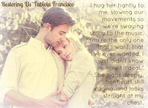 Teaser-hug tightly
