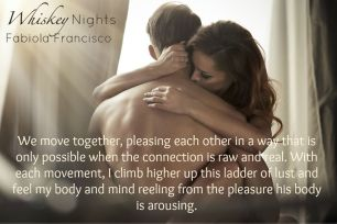 Whiskey Nights arousing teaser