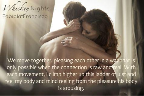 Whiskey Nights arousing teaser