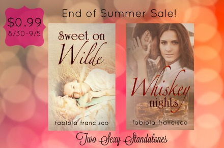 End of Summer Sale Sweet on You Series