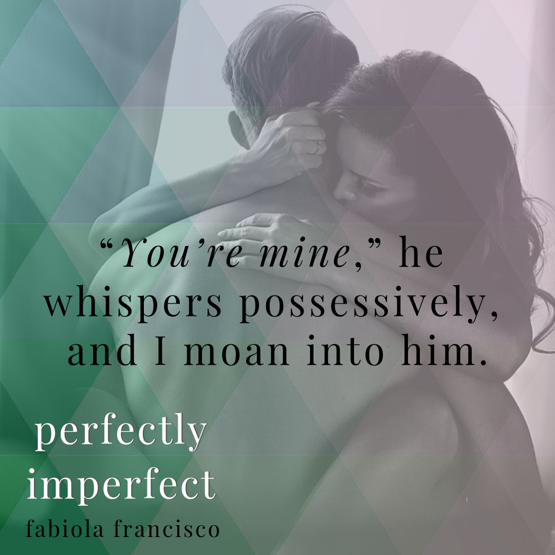 Perfectly Imperfect by Fabiola Francisco is a sexy, friends with benefits romance.