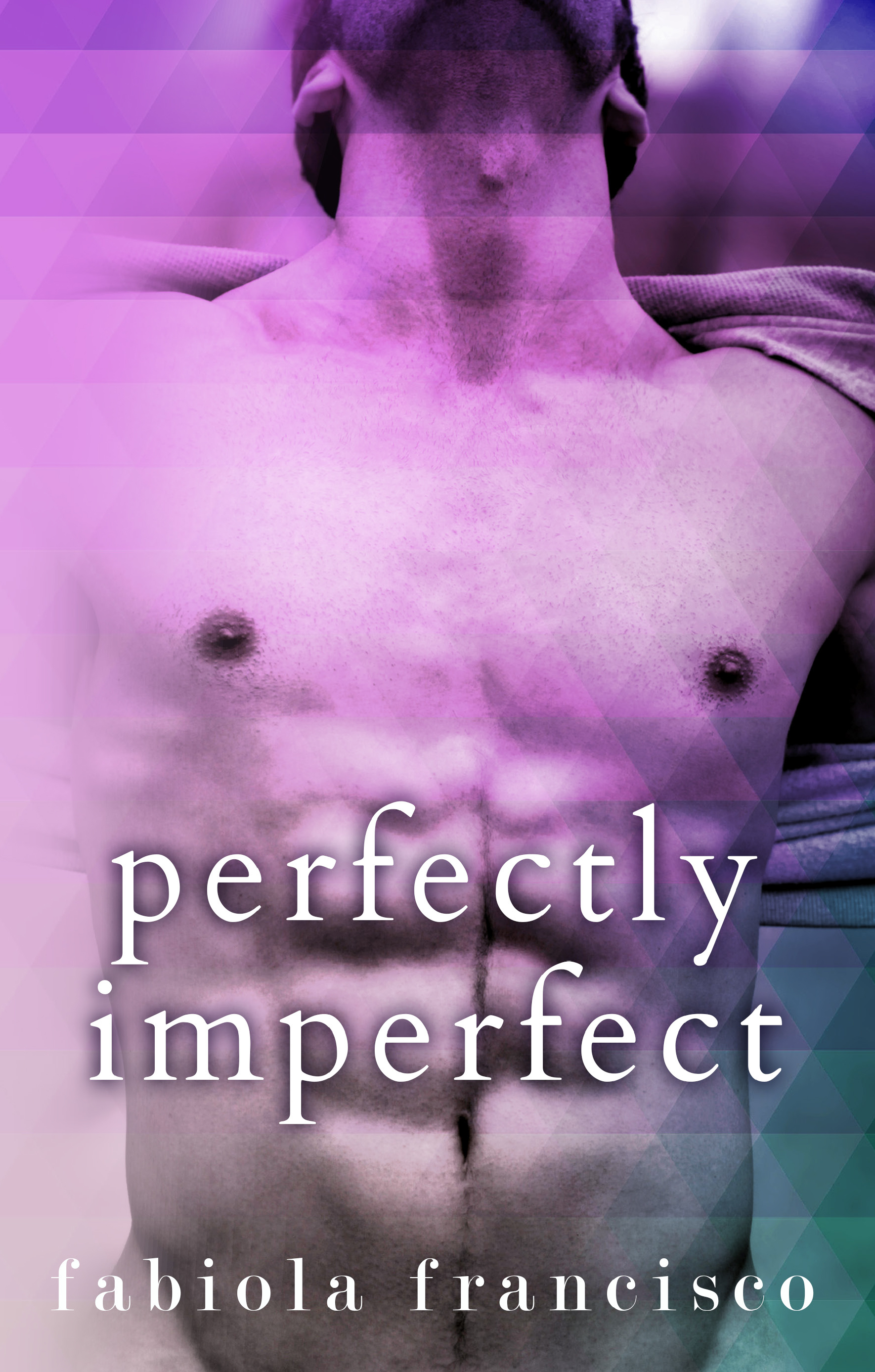 Perfectly Imperfect by Fabiola Francisco is an emotionally charged friends with benefits romance novel.